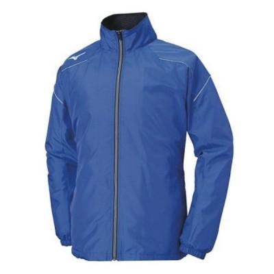 ミズノ ウインドブレーカー マルチウォーマーシャツ 32JE8591 25 サーフブルー ネーム刺繍無料