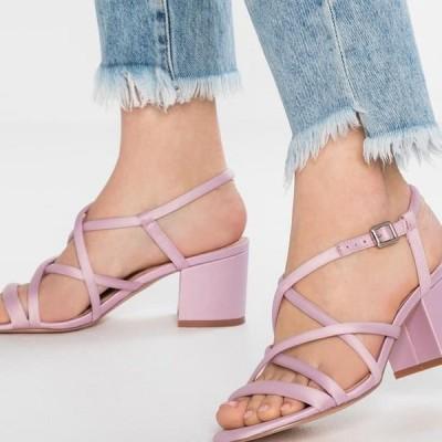 レディース サンダル Sandals - rose