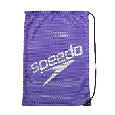 Speedo スピード メッシュバッグL SD96B08 VI スイミング バッグ VI
