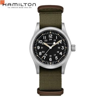 ハミルトン カーキ フィールド メカニカル H69439931 機械式 メンズ腕時計 正規品