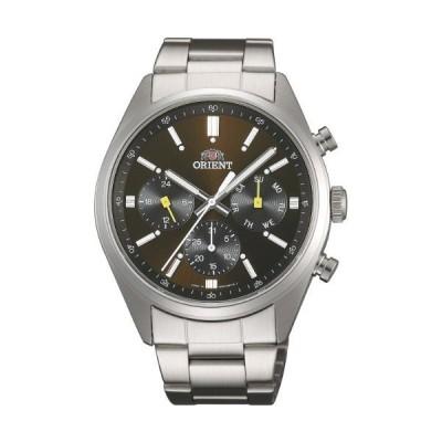 [オリエント時計] 腕時計 ネオセブンティーズ スタンダード Neo70's PANDA クオーツ WV0041UZ シルバー