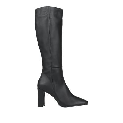 DANIELE ANCARANI ブーツ ブラック 35 革 ブーツ