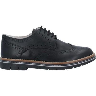 TSD12 メンズ 革靴・ビジネスシューズ シューズ・靴 Laced Shoes Black