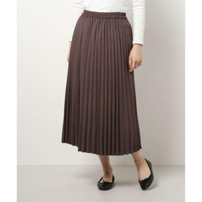 スカート スエードスカート