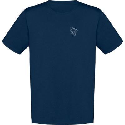 ノローナ Norrona メンズ Tシャツ トップス /29 Cotton Skull T-Shirt Indigo Night