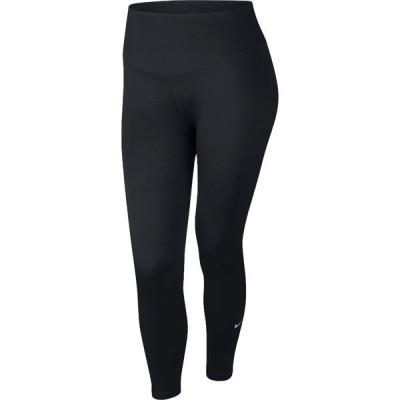 ナイキ カジュアルパンツ ボトムス レディース Nike Women's One Dri-FIT Tights Black