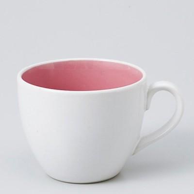 和食器 ピンク マグカップ カフェ コーヒー 紅茶 珈琲 お茶 オフィス おうち 食器 陶器 おしゃれ うつわ