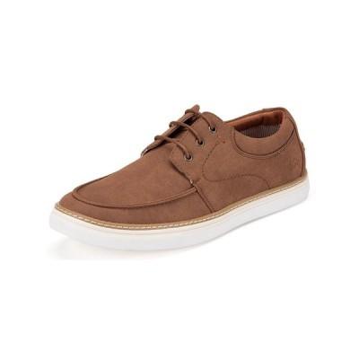 ミオマリオ オックスフォード シューズ メンズ Men's Portex Casual Oxford Shoes Brown