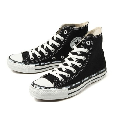 converse(コンバース) ALL STAR LOGOFOXING HI(オールスター ロゴフォクシング ハイ) 31301502 1SC261 ブラック SALE!! 交換返品ラッピング不可