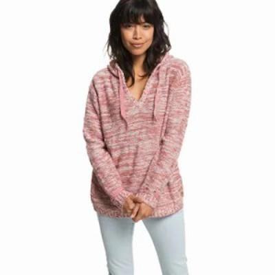 ロキシー ニット・セーター Military Tones Sweater Withered Rose