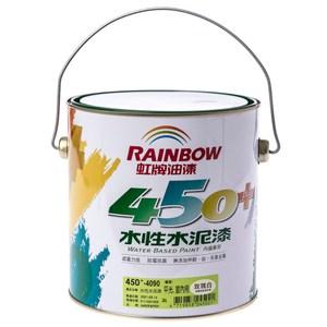 450 plus 水泥漆 平光 玫瑰白 3L