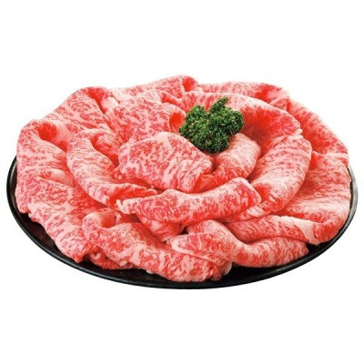 ◇〈国産黒毛和牛〉ロースしゃぶしゃぶ用-CS-15[コ]meat【YHO】_Y190625100105
