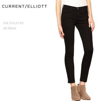 Current Elliott カレントエリオット THE STILETTO Jet Black