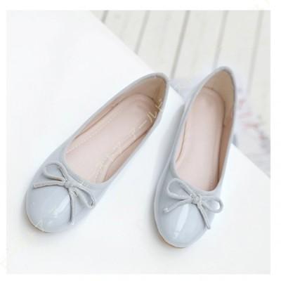 パンプス ローヒール ぺたんこ  レディース リボンパンプス フラットシューズ バレエシューズ 痛くない 歩きやすい  婦人靴 くつ おしゃれ 可愛い かわいい