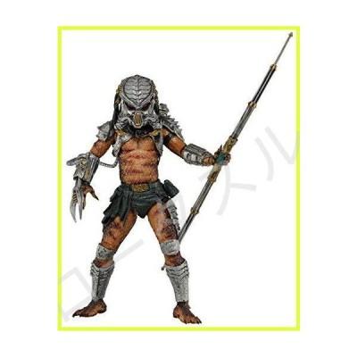 NECA Predator Series 13 Cracked Tusk Predator 7 Scale Action Figure 並行輸入品