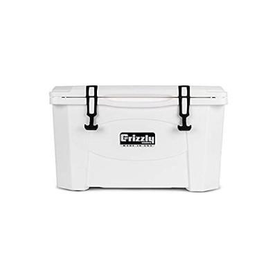 特別価格Grizzly 40 quart White/Cooler by Grizzly Coolers好評販売中