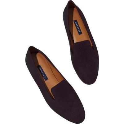 マルゴー Margaux レディース ローファー・オックスフォード シューズ・靴 The Loafer Black