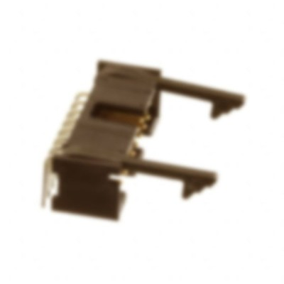 TE Connectivity AMP Connectors 104130-3 CONN HEADER R/A 16POS 2.54MM【キャンセル不可】