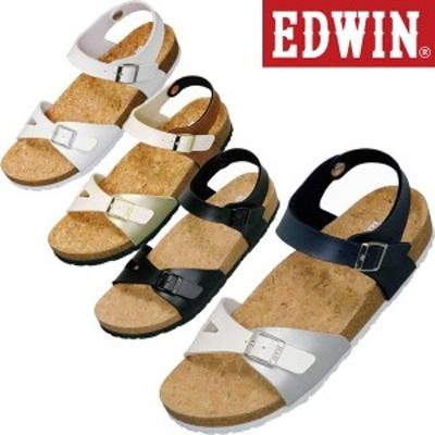 ◆◆■ <ダイマツ> 【エドウィン】EDWIN 2019SS レディース コンフォートサンダル EW9464