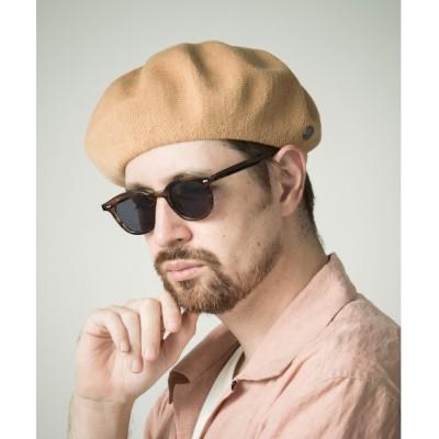 MIG&DEXI / Cotton Beret / Mighty Shine 2022SS MEN 帽子 > ハンチング/ベレー帽