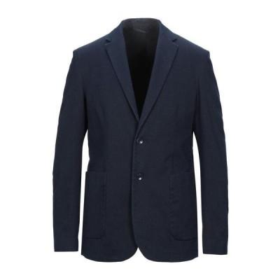 DONDUP テーラードジャケット  メンズファッション  ジャケット  テーラード、ブレザー ダークブルー