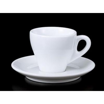 【洋食器 飲み物用 セット 碗皿】8002エスプレッソC/S
