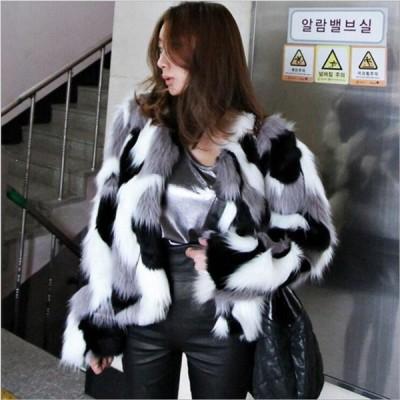 上着 防風 防寒 ジャケット ショート毛皮コート  暖かい 冬物 レディース 人気 フェイクファー ふわふわ 通勤 おしゃれ アウター 大きいサイズ