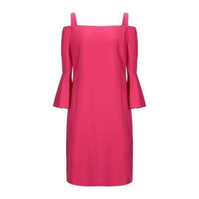 MARIELLA ROSATI ミニワンピース&ドレス フューシャ 42 ポリエステル 97% / ポリウレタン 3% ミニワンピース&ドレス
