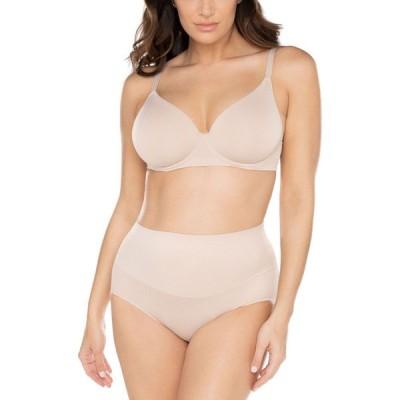 ミラクルスーツ Miraclesuit レディース インナー・下着 Comfy Curves Waistline Brief Shapewear 2514 Nude