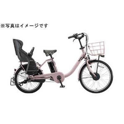 ブリヂストン 電動アシスト自転車 ビッケ モブ dd E.Xオールドローズ BM0B40 [3段変速 /24インチ] オールドローズ