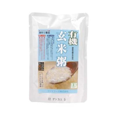 有機・玄米粥 200g【コジマ】