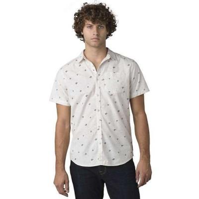 プラーナ メンズ シャツ トップス Prana Men's Salerno Shirt - Slim