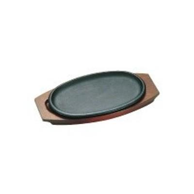 PTK08003 トキワステーキ皿 316 小判浅型 小 25cm :_