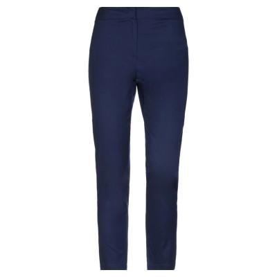 I BLUES パンツ ダークブルー 44 コットン 70% / ナイロン 25% / ポリウレタン 5% パンツ