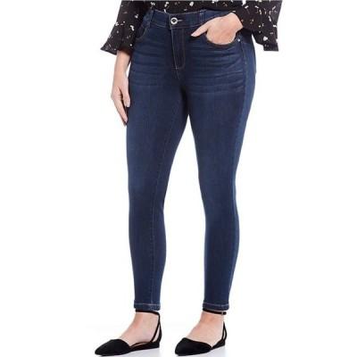 """コード ブルー レディース デニムパンツ ボトムス Plus Size """"F'AB"""" Body Sculpt Skinny Jeans"""