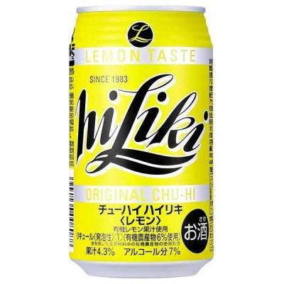 チューハイ ハイリキレモン [缶] 350ml x 72本 [3ケース販売] 送料無料※(本州のみ) [アサヒ]