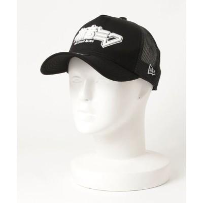 帽子 キャップ 【NEW ERA(ニューエラ)】  9FORTY A-Frame トラッカー 初音ミク オフィシャルロゴ