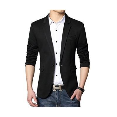 (チーアン) Tiann メンズ ジャケット 秋 冬 春 夏 最新 トレンド サマージャケット ジャケット サマー メンズ テーラードジャケット テー