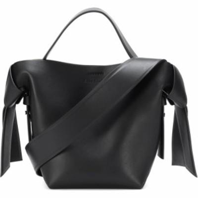 アクネ ストゥディオズ Acne Studios レディース ショルダーバッグ バッグ Musubi Mini leather shoulder bag Black