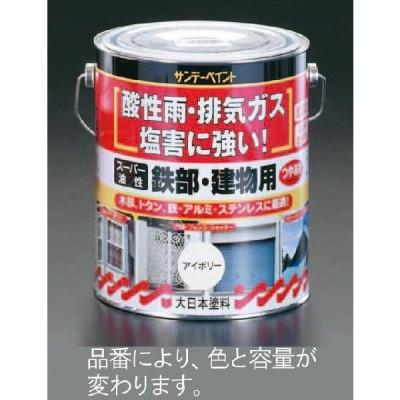 エスコ 3.0L油性・多目的塗料/鉄部・建物用(白) EA942EC-31
