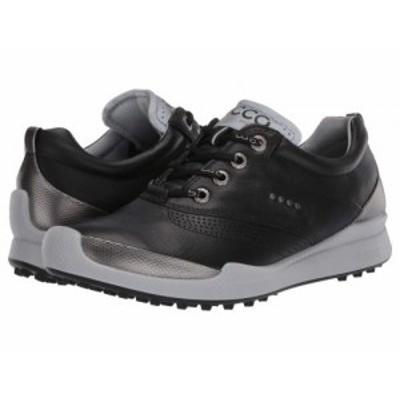 ECCO Golf エコー ゴルフ レディース 女性用 シューズ 靴 スニーカー 運動靴 BIOM Hybrid Hydromax Black【送料無料】