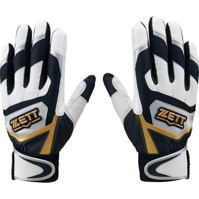 ZETT(ゼット) 手袋 インパクトゼット バッティンググラブ(両手用) バッテンググローブ BG919-1113