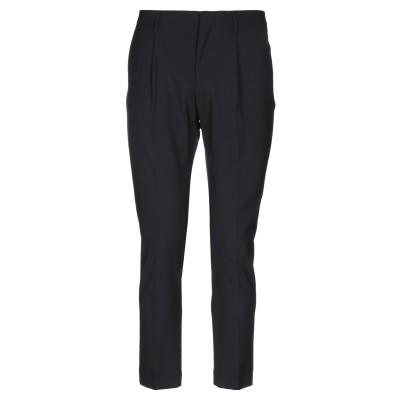 アントレ アミ ENTRE AMIS パンツ ブラック 34 バージンウール 98% / ポリウレタン 2% パンツ