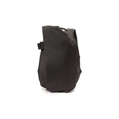 Cote & Ciel Men's Isar Ecoyarn Medium Backpack, Black, One Size 並行輸入品