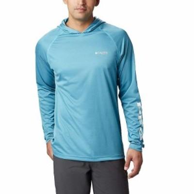 コロンビア Columbia メンズ 半袖シャツ トップス Bahama II SS Shirt Dark Turquoise