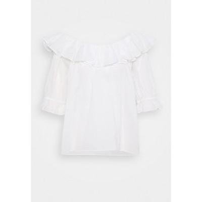 セカンド デイ レディース シャツ トップス ELON THINKTWICE - Blouse - bright white bright white