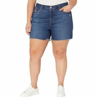 リーバイス Levis Premium レディース ショートパンツ ボトムス・パンツ Plus 501 Original Shorts Charleston Outlasted
