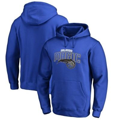 NBA公式ライセンス商品 オーランド マジック Magic プルオーバー フード付きパーカー ブルー 青 アメリカ直輸入 メンズ