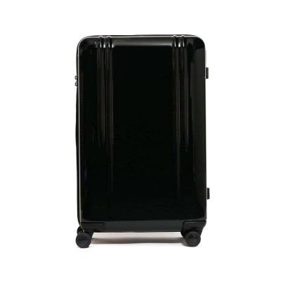 【ギャレリア】 ゼロハリバートン ZERO HALLIBURTON スーツケース ジッパー 55L 80583 ZRL Polycarbonate ユニセックス ブラック F GALLERIA
