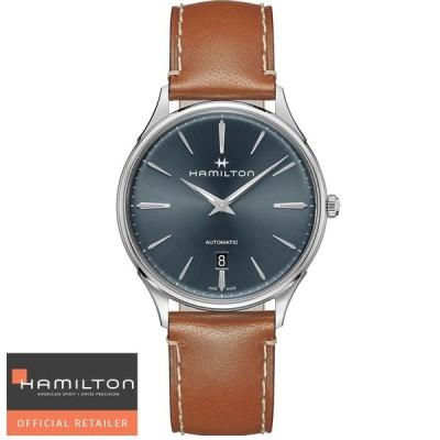 ハミルトン 腕時計 HAMILTON Jazzmaster ジャズマスター シンライン オート 40mm 自動巻 H38525541 国内正規品メンズ
